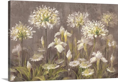 Spring Blossoms Neutral I
