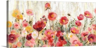 Sprinkled Flowers Crop