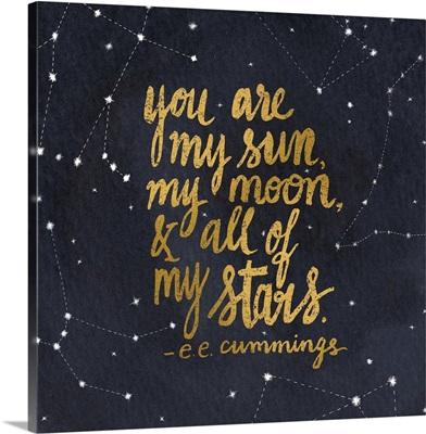 Starry Words III