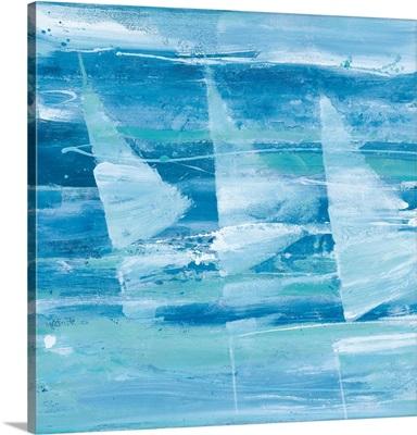 Summer Sail I Blue