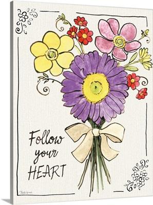 Sunny Bouquets II