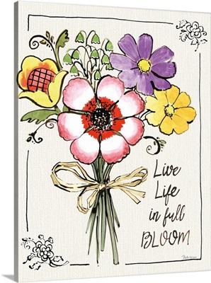 Sunny Bouquets III