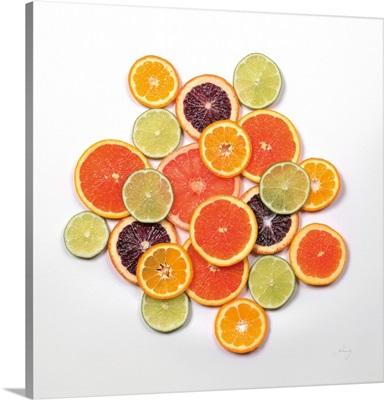 Sunny Citrus I Crop