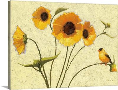 Sunny Flowers IV