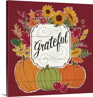 Thankful II Red
