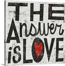 The Answer is Love Square