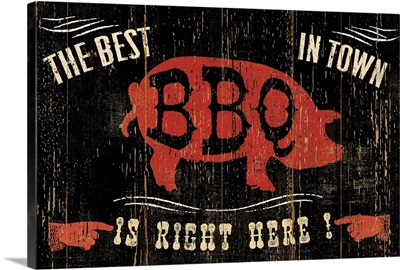 The Best BBQ in Town