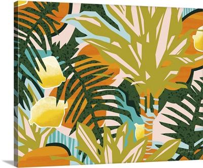 Tropical Coconut Citrus