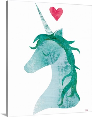 Unicorn Magic II Heart