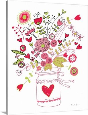 Valentines Flowers I