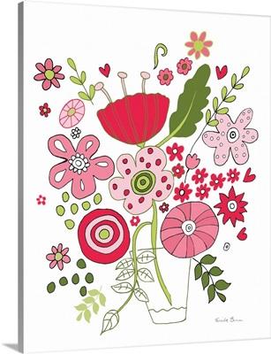 Valentines Flowers IV