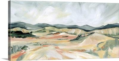 Vermillion Landscape III