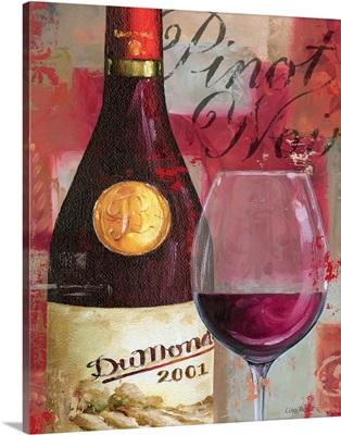 Vin Abstrait I