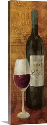 Vin Rouge Panel I