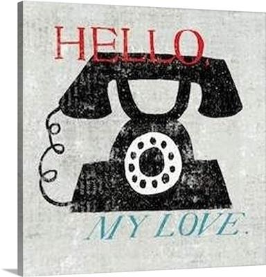 Vintage Desktop -  Phone