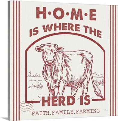 Vintage Farmhouse IV