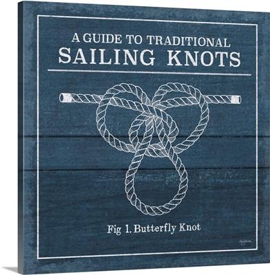 Vintage Sailing Knots II