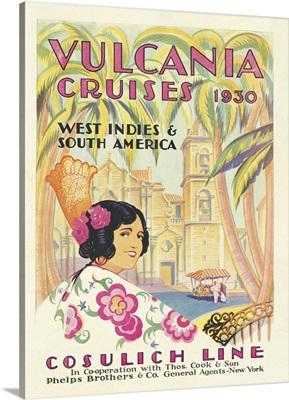 Vintage Travel Brochures XIV