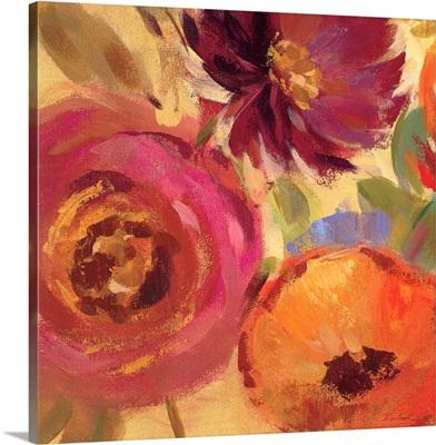 Vivid Flowers Crop I