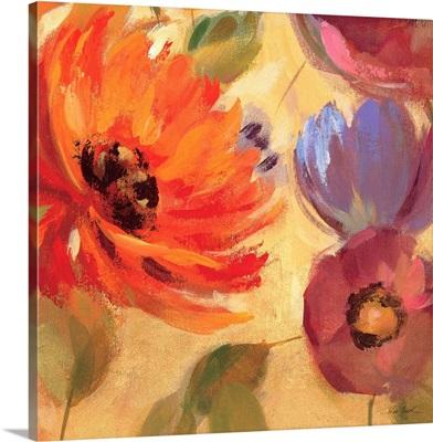 Vivid Flowers Crop II