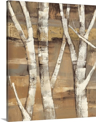 Wandering Through the Birches I