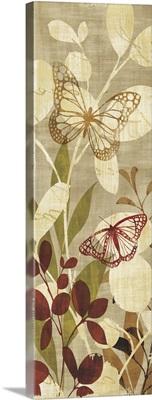 Warm Fluttering Panel I