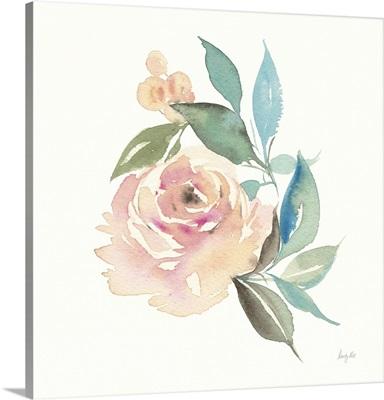 Watercolor Blossom II