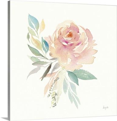 Watercolor Blossom III