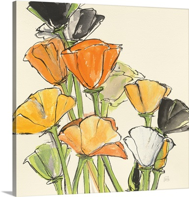 Wild Bouquet I