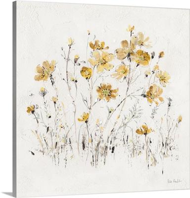 Wildflowers II Yellow