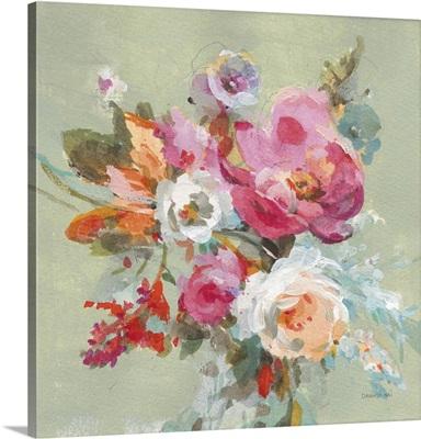 Windblown Blooms II