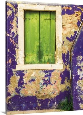 Windows of Burano I