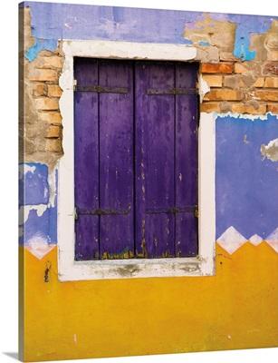 Windows of Burano IV