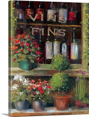 Wine and Herbs I