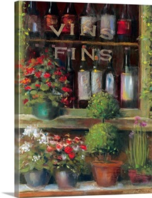 Wine and Herbs I