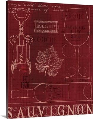 Wine Blueprint IV