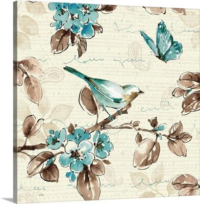 Wing Prints III