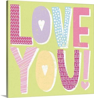 Words of Love II