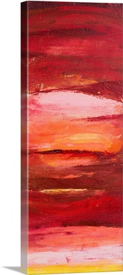 Island Sunset - Burst 100
