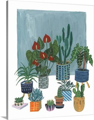 A Portrait of Plants I