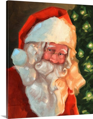 A Portrait of Santa