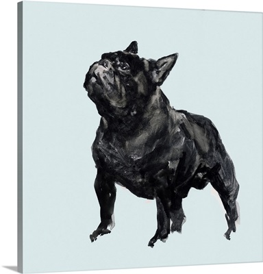 A Very Pastel Modern Dog III