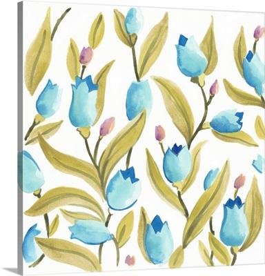 Abbey Floral Tiles VI