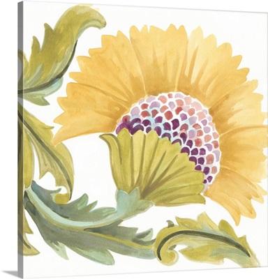 Abbey Floral Tiles VII