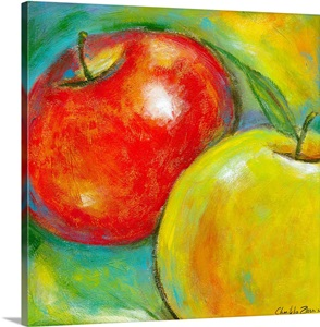 Brightly Colored Fruits Photo print canvas choose your size