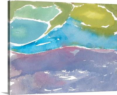 Abstract Italian Landscape IV