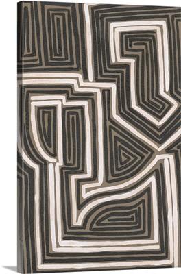 Abstract Maze I