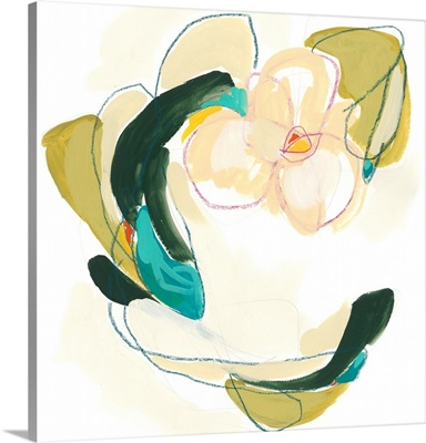 Abstract Orchid I
