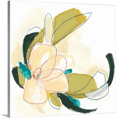 Abstract Orchid III