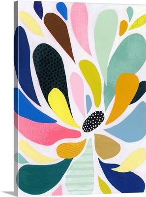 Abstract Petals I